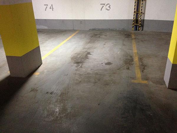 sprzątanie parkingów Poznań